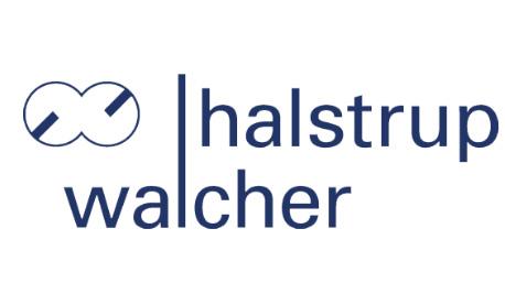 logo Halstrup Walcher
